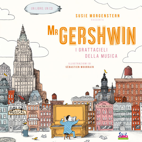 Cover Mr Gershwin rid11929