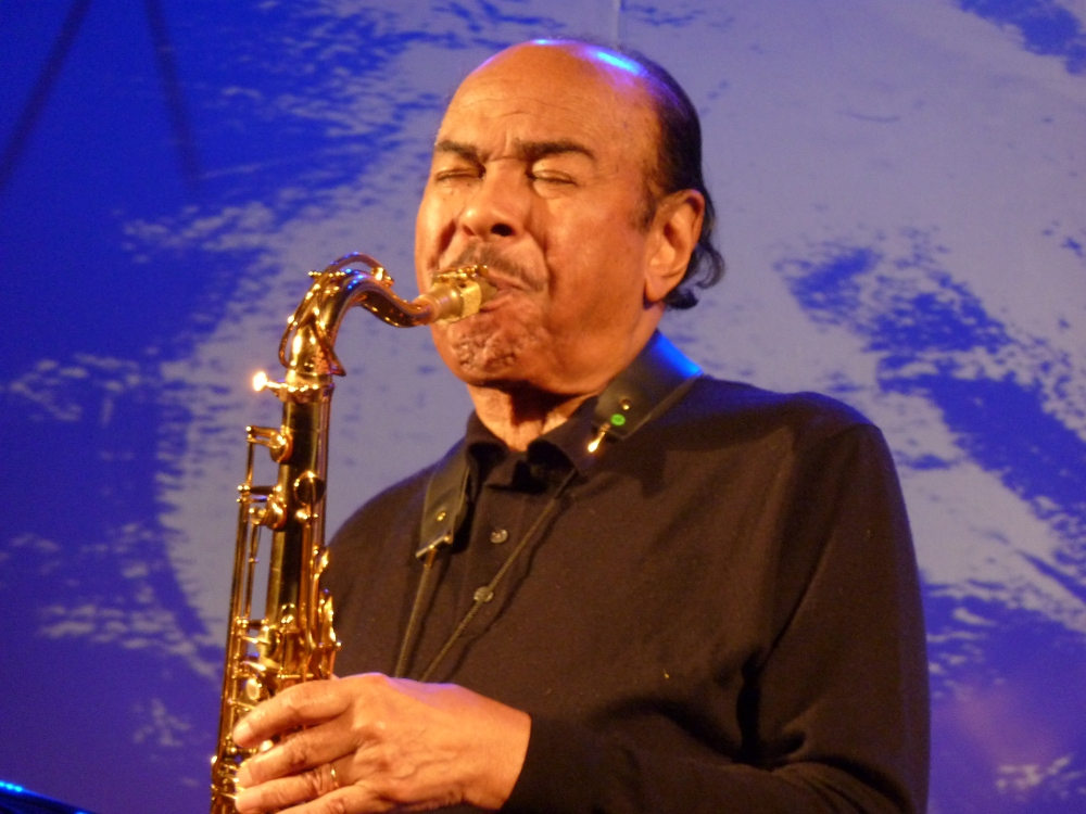 Antonino Di Vita</br> Benny Golson al Piacenza Jazz Fest </br> Reportage