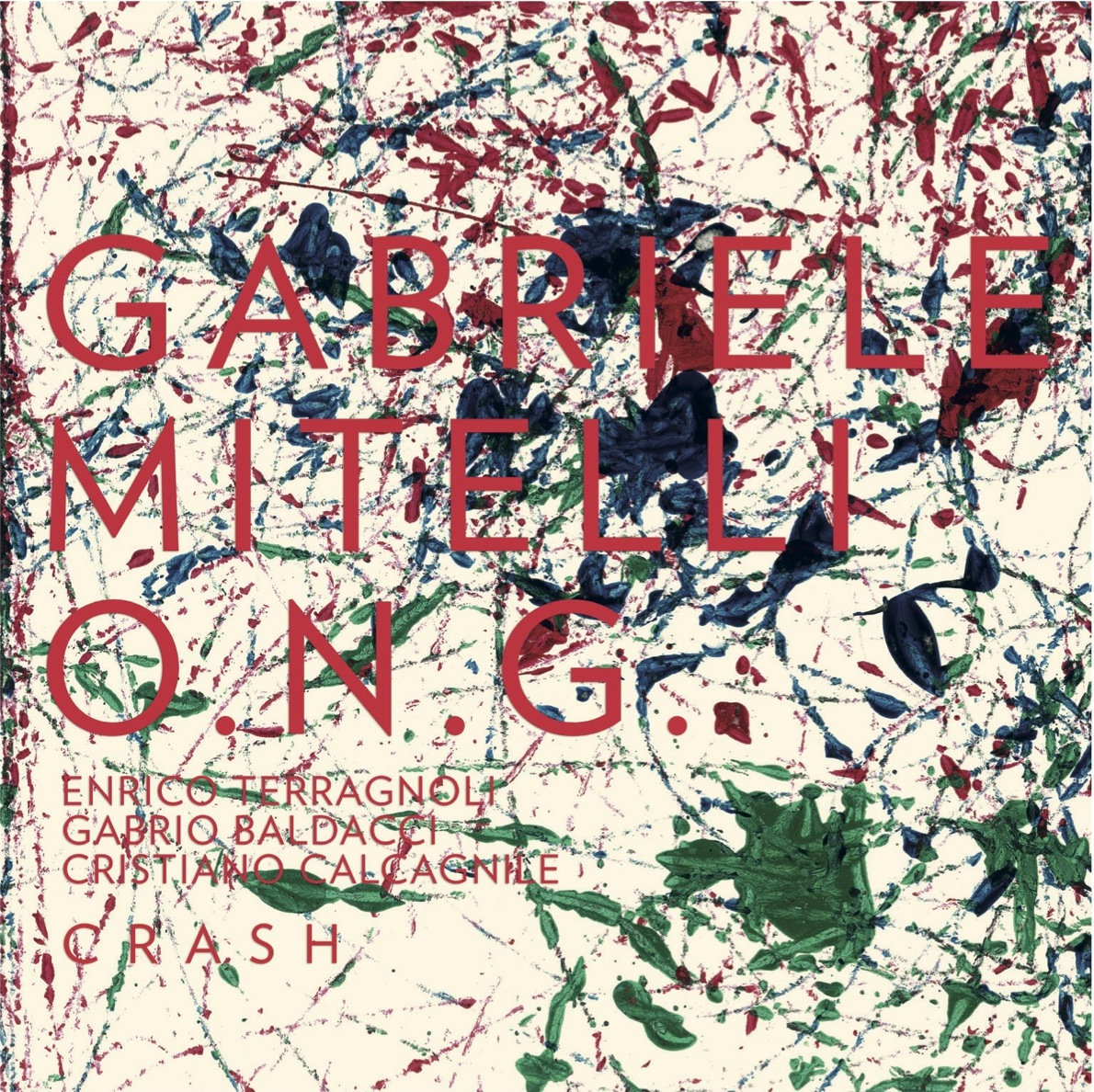 """Gabriele Mitelli</br> O.N.G. """"Crash"""" </br>Parco della Musica, 2017"""