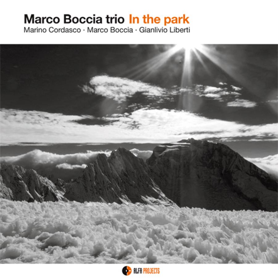 Marco Boccia Trio</br>In The Park</br>Alfa Music, 2017
