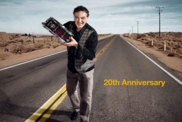Dario Cellamaro Swingsuite 5et </br>20th Anniversary </br>Alfa Music, 2017