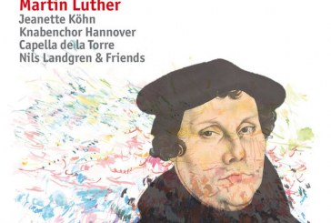 AA.VV.  </br>New Eyes On Martin Luther  </br>ACT, 2017