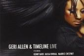 Geri Allen & Timeline</br> Live</br>Motema, 2010