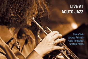 Lucia Ianniello</br> Live At Acuto Jazz</br> Slam, 2017