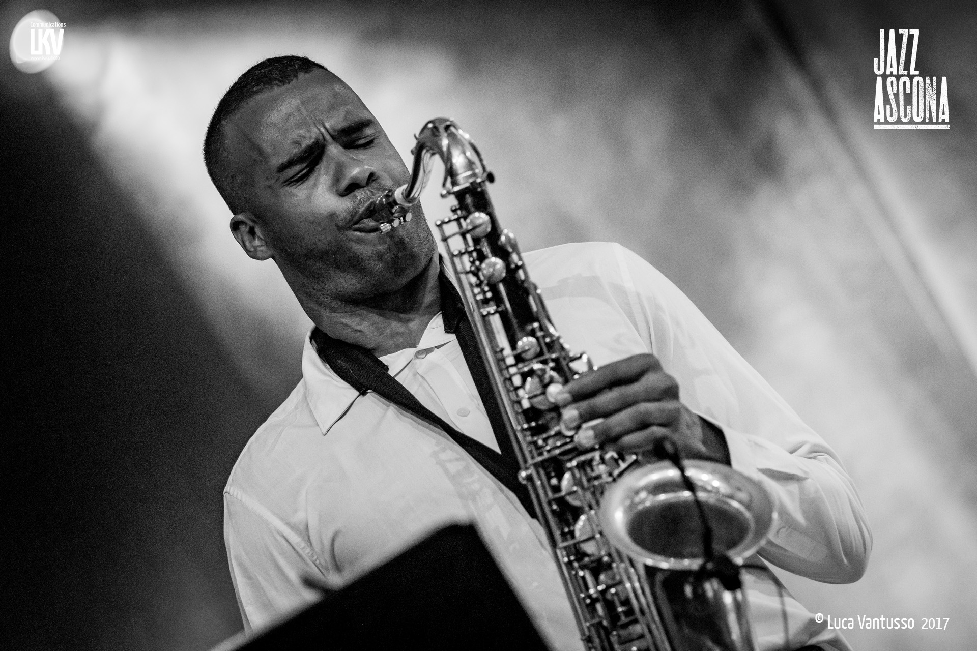 Luca Vantusso</br> Festival Jazz di Ascona parte 2</br> Reportage