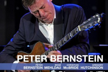 Peter Bernstein</br> Signs Live!  </br>Smoke Sessions, 2017