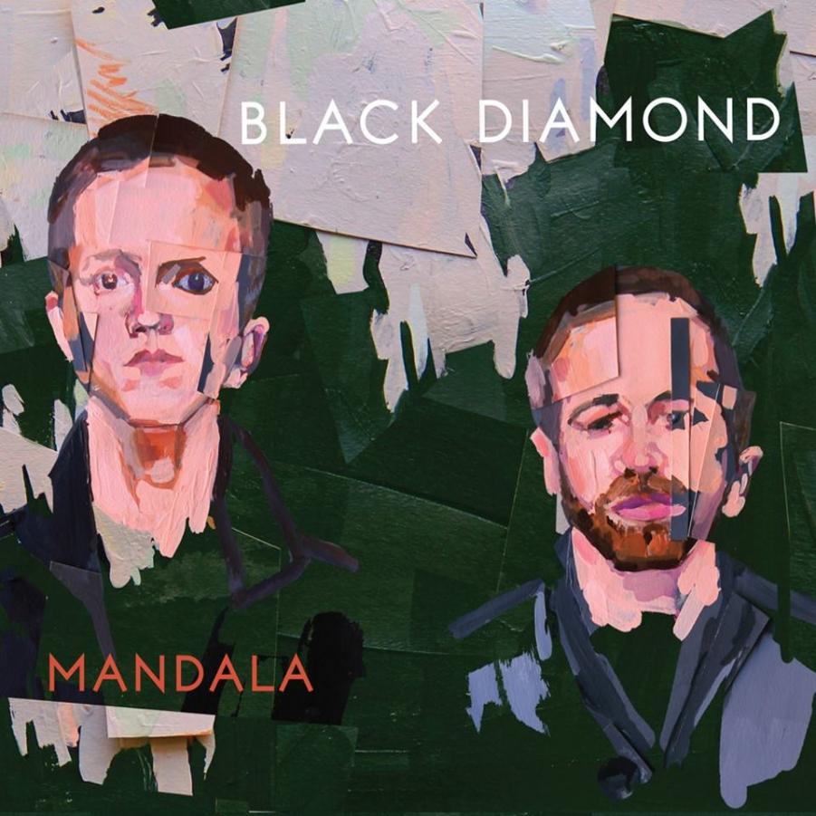 Black Diamond </br>Mandala </br>Shifting Paradigm, 2017