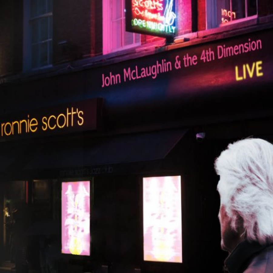 John McLaughlin & The 4th Dimension </br>Live @Ronnie Scott's </br>Abstract Logix