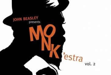 John Beasley </br>MONK'estra Vol. 2 </br>Mack Avenue, 2017