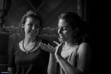 Parole e immagini per… </br>Marta Del Grandi e Cecilia Valagussa </br>Di Daniela Floris e Carlo Mogavero