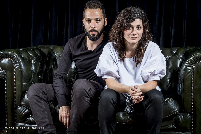 Soriansky meets… <br />Falcone Capalbo Duo <br />Di Paolo Soriani