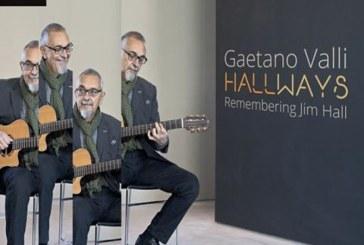 Gaetano Valli</br>Hallways</br>Jazzy, 2017