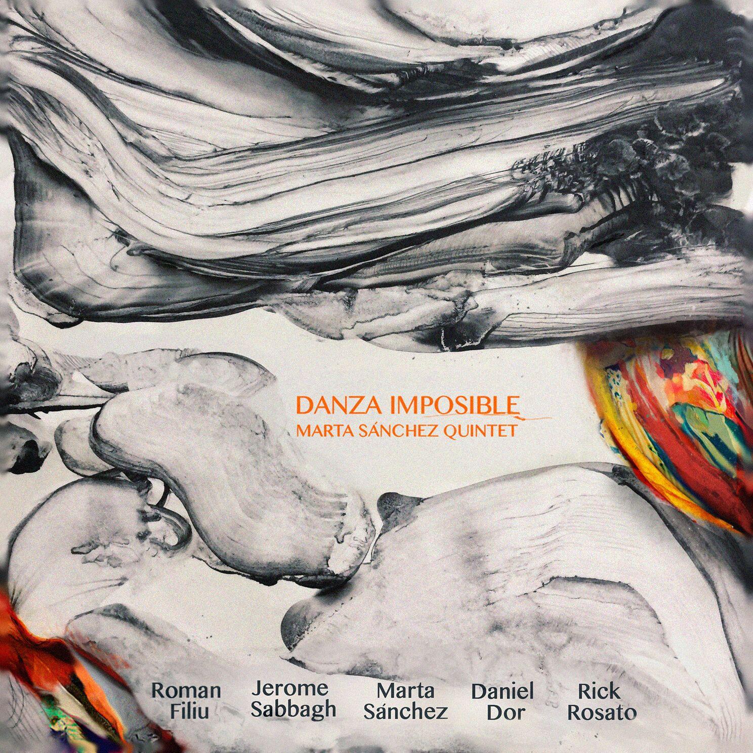 Marta Sanchez</br>Danza Imposible</br>Fresh Sound New Talent, 2017