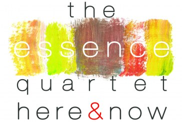 The Essence Quartet</br>Here And Now</br>Emme, 2017