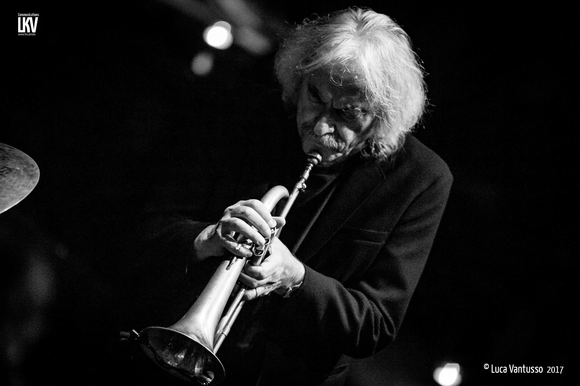 Luca Vantusso</br>Enrico Rava New Quartet</br>Reportage