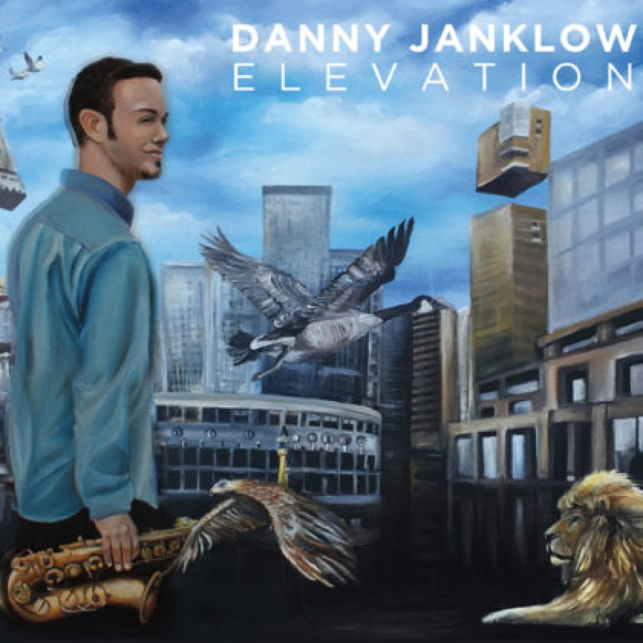 Danny Janklow</br>Elevation</br>Outside In Music, 2017