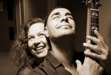 Everything Is Possible</br>Intervista a Sarah Jane Morris e Antonio Forcione