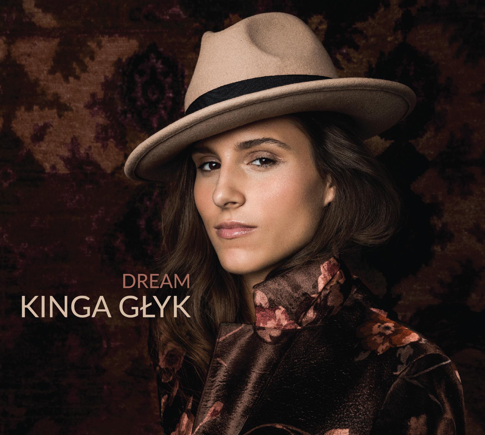 Kinga Glyk</br>Dream</br>Warner, 2017