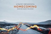Vince Mendoza/WDR Big Band  <br />Homecoming  <br />Sunnyside, 2017
