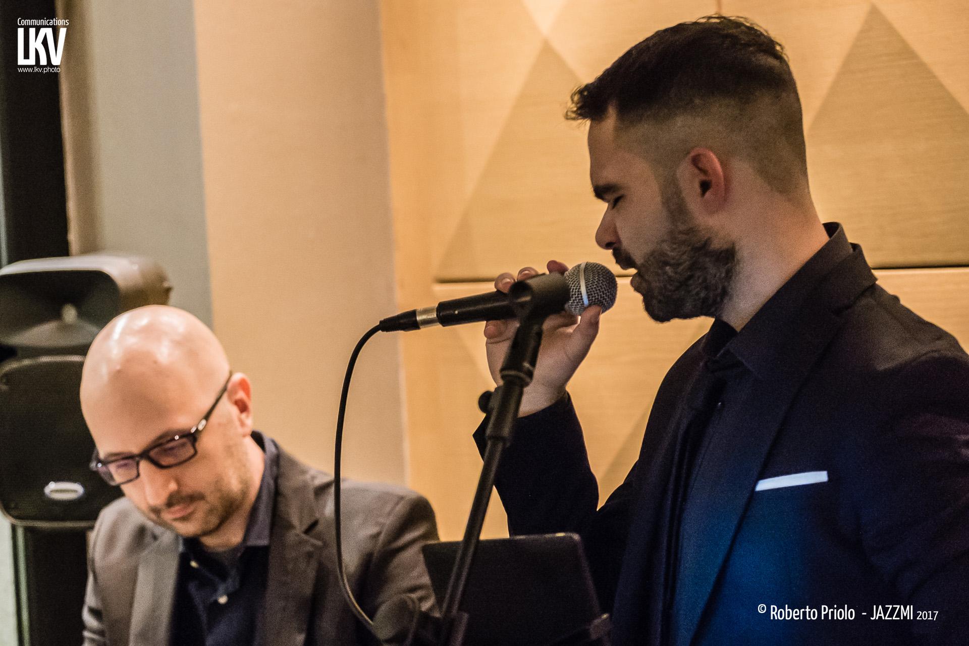 Roberto Priolo </br> Serino Scanu duo</br> Reportage