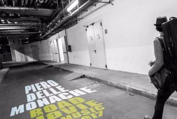 Piero Delle Monache</br>Road Movie - Live Music 2012-2017</br>Da Vinci, 2017