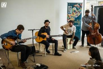 Roberto Priolo </br> Woody Gypsy Band </br> Reportage