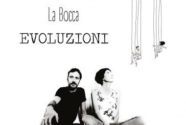 La bocca duo</br>Evoluzioni</br>Menti Pensanti, 2017