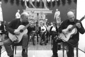 Alessandro Carabelli </br> Ralph Towner e Claudio Farinone in concerto </br>Reportage