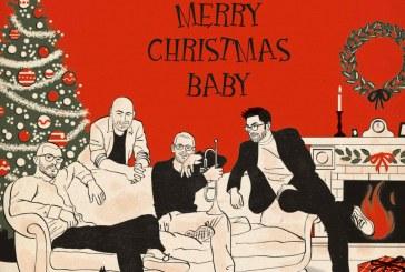 Fabrizio Bosso 4et</br>Merry Christmas Baby</br>Warner, 2017