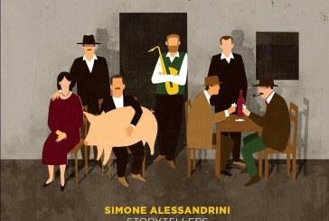 Simone Alessandrini</br>Storytellers</br>Parco della Musica, 2017
