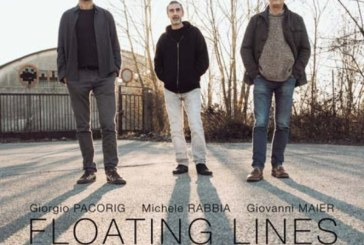 Pacoring, Maier, Rabbia</br> Floating Lines</br> CAM Jazz, 2017