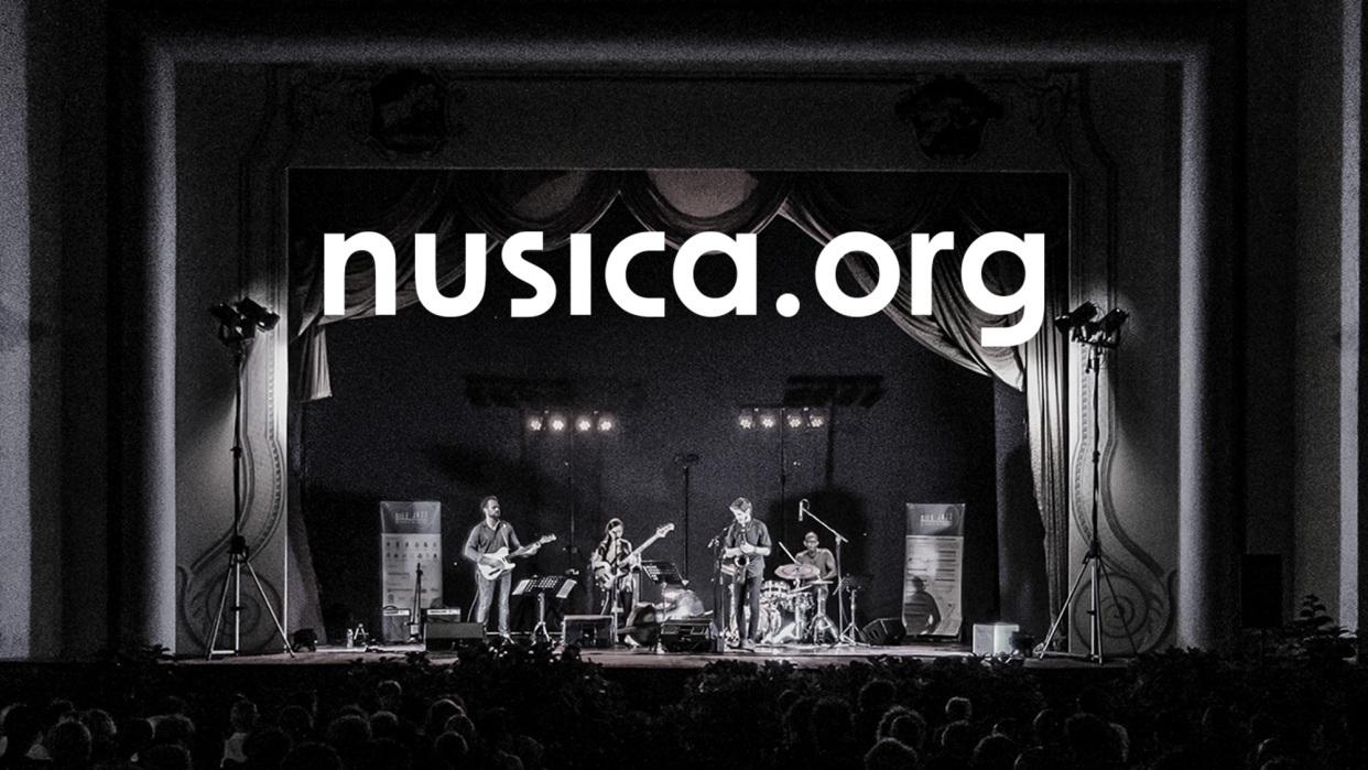 Nusica.org</br>Nuovo sito