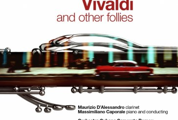 Maurizio D'Alessandro, Massimiliano Caporale</br>Italy Meets Cuba - Vivaldi And Other Follies</br>Alfa Music, 2018