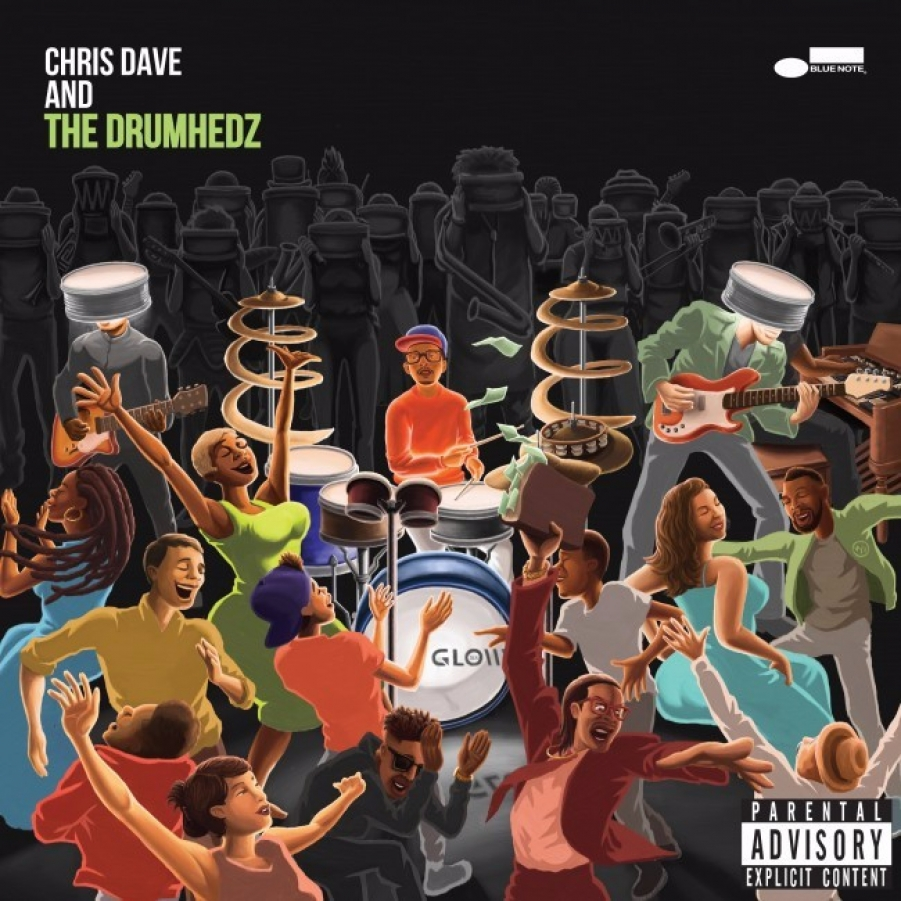 Chris Dave and the Drumhedz</br>Chris Dave and the Drumhedz</br>Blue Note, 2018