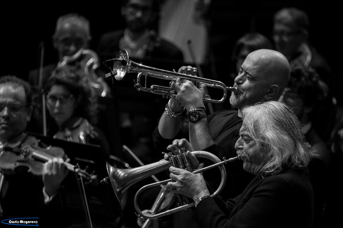 Carlo Mogavero</br> Omaggio al centenario di Dizzy Gillespie</br>Reportage
