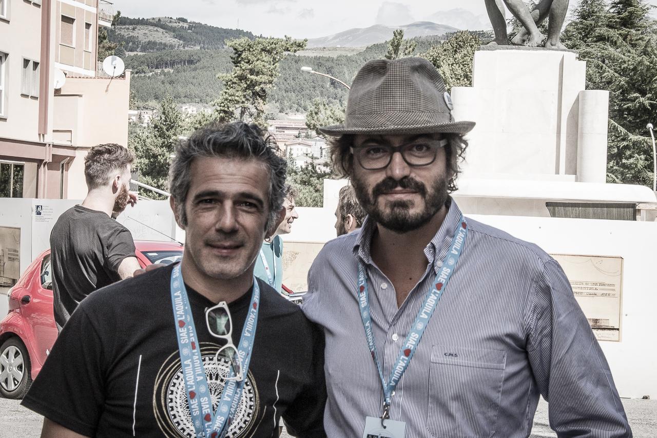 jaa4Aquila2015_Paolo Fresu e Corrado Beldì_Foto di Emanuele Meschini