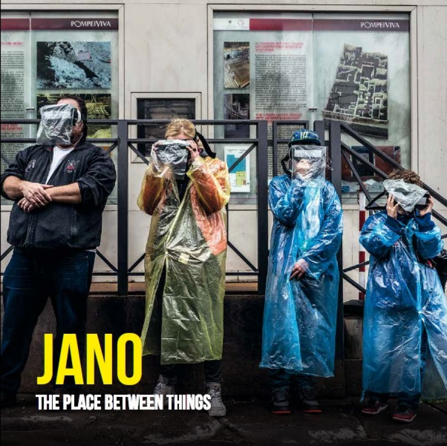 Jano</br>The Place Between Things</br>Via Veneto Jazz, 2017