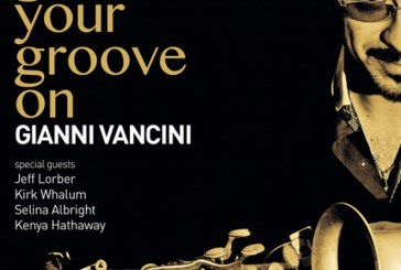 Gianni Vancini</br>Get Your Groove On</br>Alfa Music, 2018