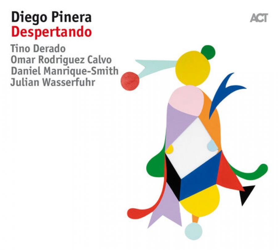 Diego Pinera</br>Despertando</br>ACT, 2017