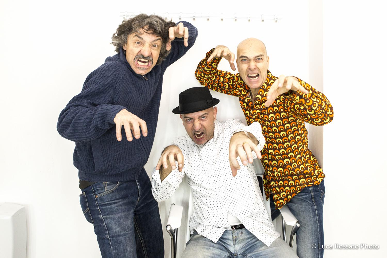 Luca Rossato</br>Trio Bobo</br>Reportage