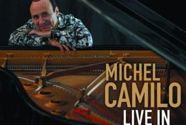 Michel Camilo</br>Live In London</br>Redondo, 2017