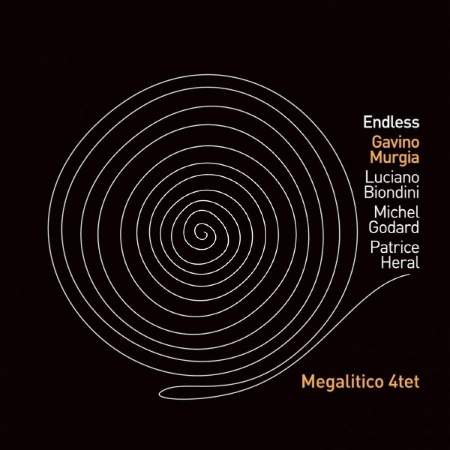 Gavino Murgia Megalitico 4et</br>Endless</br>Abeat, 2017