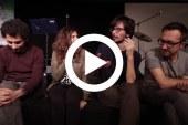 Intervista all'Emy Spadea Quartet Tenco Famiglia