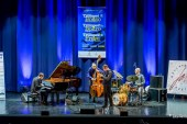 Luca Vantusso, Angela Bartolo</br>Fabrizio Bosso al Bollate Jazz Meeting</br>Reportage