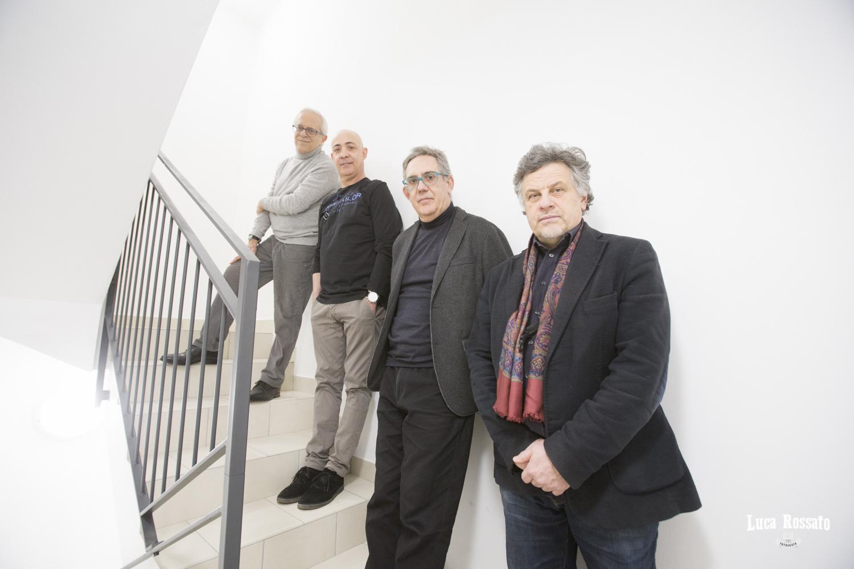 Luca Rossato</br>Inside jazz Quartet al Sunday Jazz</br>Reportage