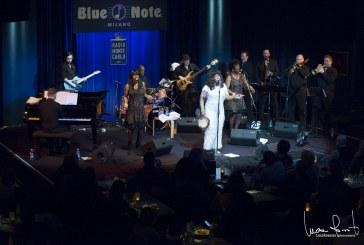 Luca Rossato</br>Martha Reeves al Blue Note</br>Reprtage