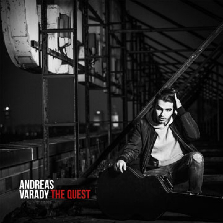 Andreas Varady</br>The Quest</br>Resonance Records