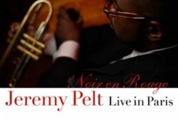 Jeremy Pelt</br>Noir en rouge - Live In Paris</br>HighNote, 2018