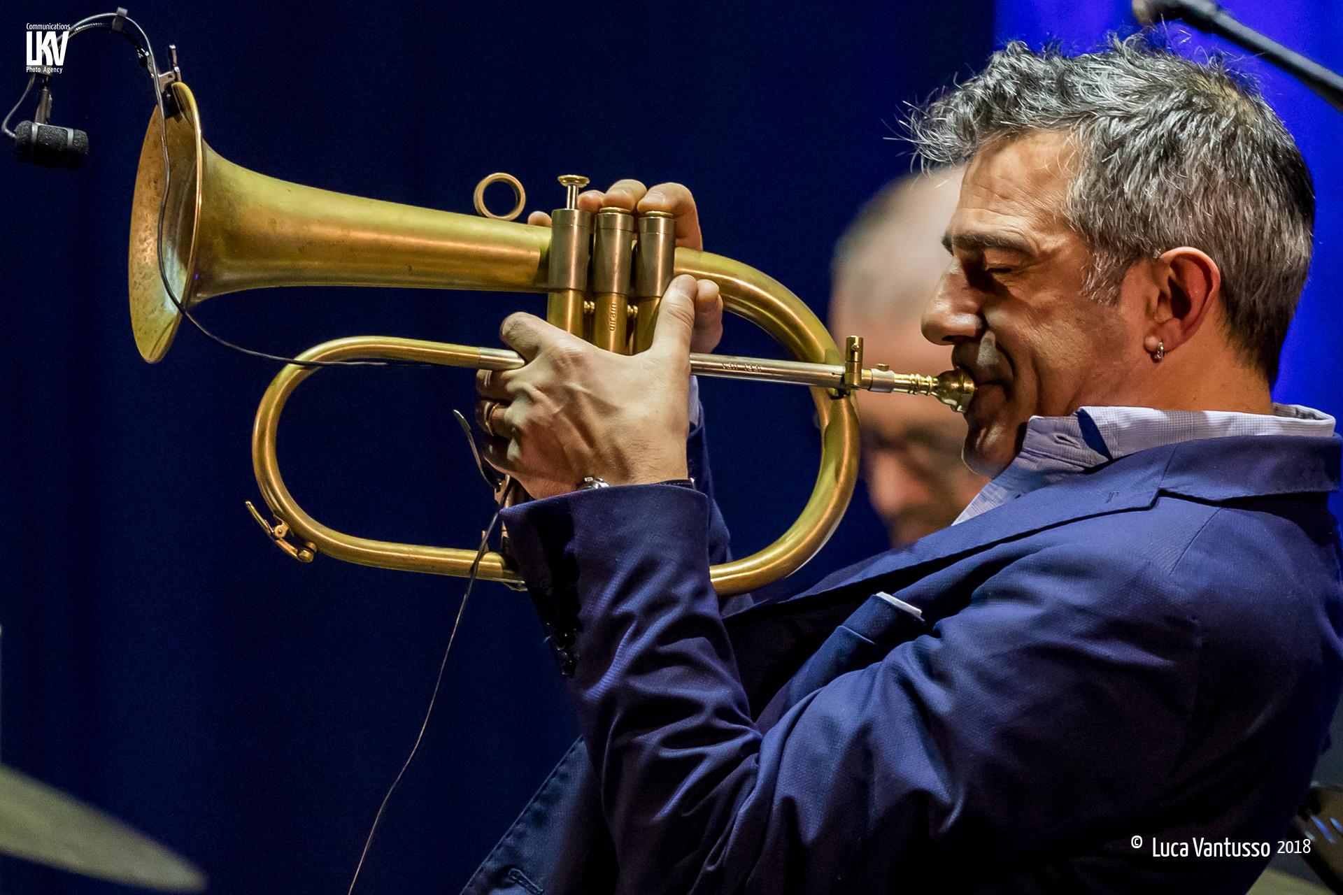 Angela Bartolo e Luca Vantusso</br>Devil Quartet al Bollate Jazz Meeting</br>Reportage