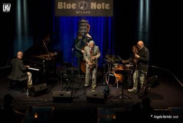 Angela Bartolo</br>Riccardo Ruggieri Quartet featuring Gary Bartz al Blue Note</br>Reportage